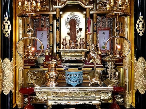 仏壇 供養