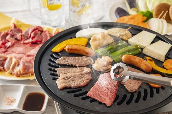 焼肉 肉 野菜 トング