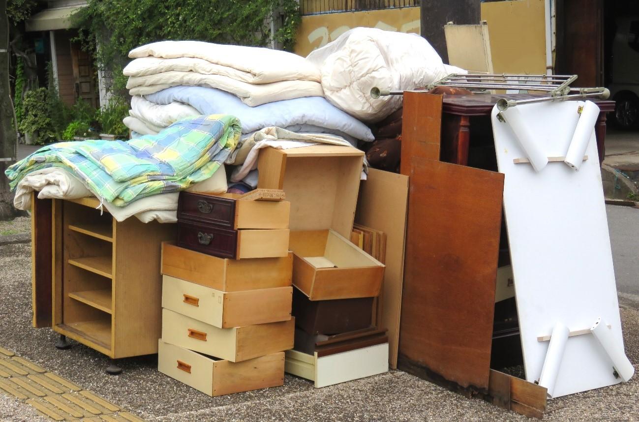 家具 粗大ごみ