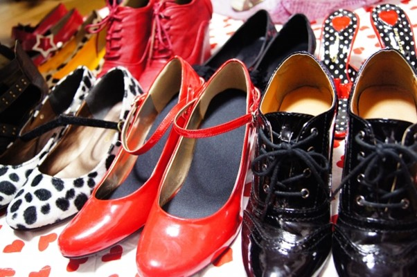 靴 ハイヒール